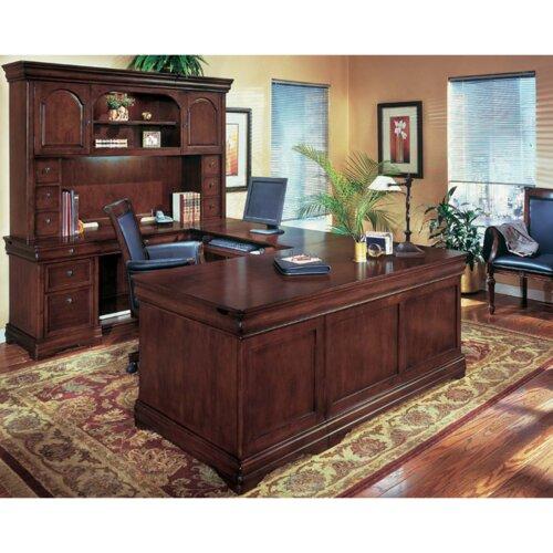 DMI Office Furniture Rue De Lyon U-Shape Desk