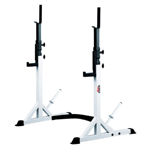 York Barbell Press Squat Rack