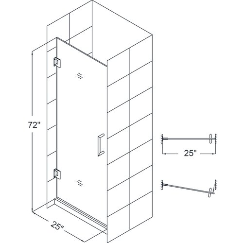 Shower Door Sizes Typical | Showers Decoration - Typical Shower Size - Mobroi.com