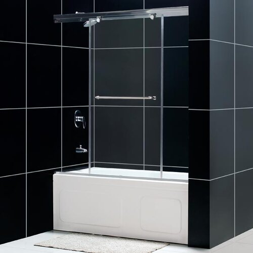 Dreamline Torero Single Panel Sliding Tub Door