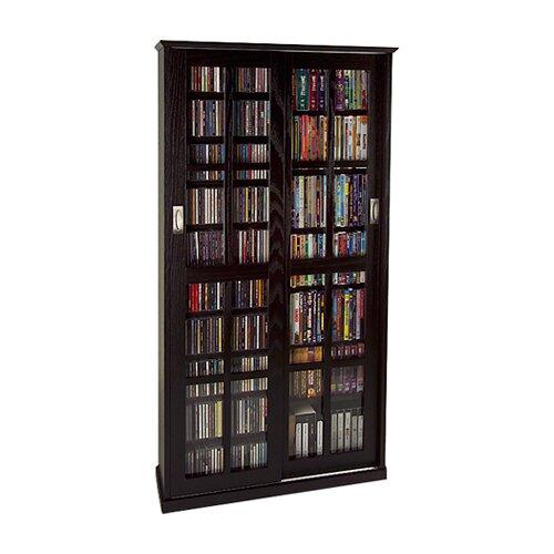 glass door media cabinet - 28 images - wood framed glass door ...