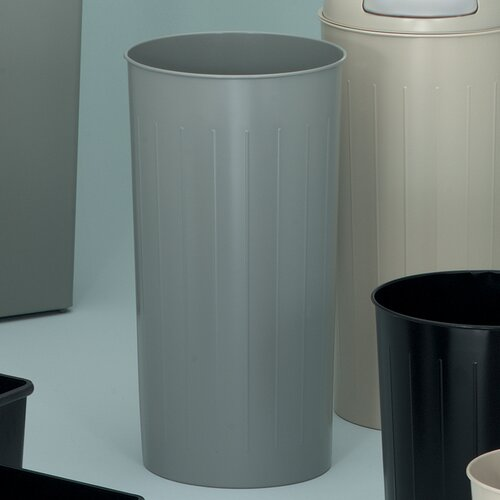 Witt Metal Series Tall 20-Gal Round Waste Baskets