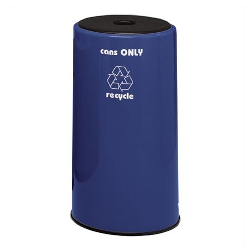 Witt Fiberglass Recycling 21 Gallon Industrial Recycling Bin