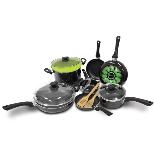 Ecolution Artistry 12-Piece Cookware Set