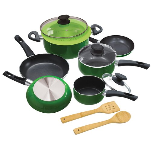 Elements 12-Piece Cookware Set