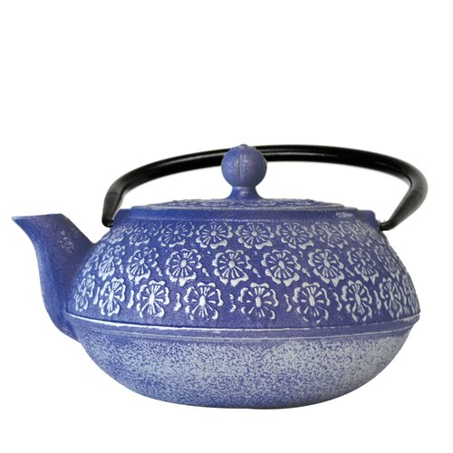 1.25-qt. Cast Iron Teapot