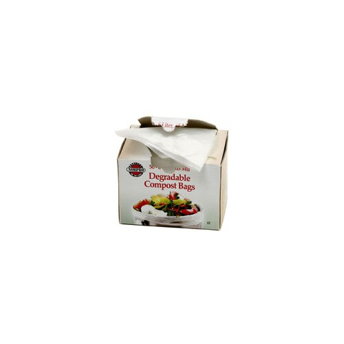Norpro Degradable Compost Bags (Set of 50)