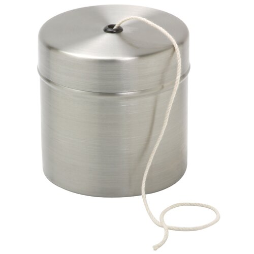 """Norpro 3.25"""" Stainless Steel Cook Twine Holder"""