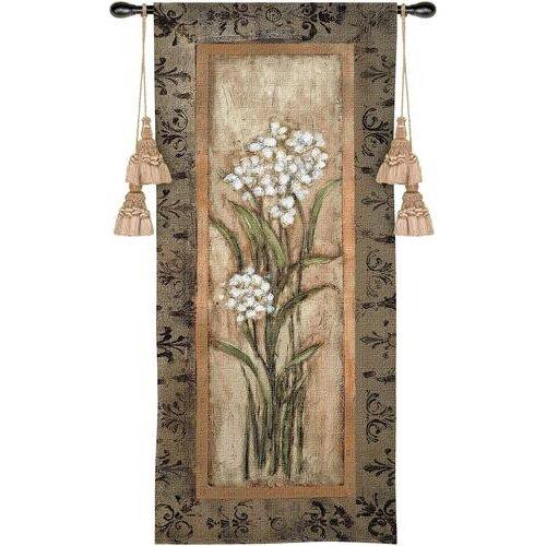 Fine Art Tapestries Paperwhite I Tapestry