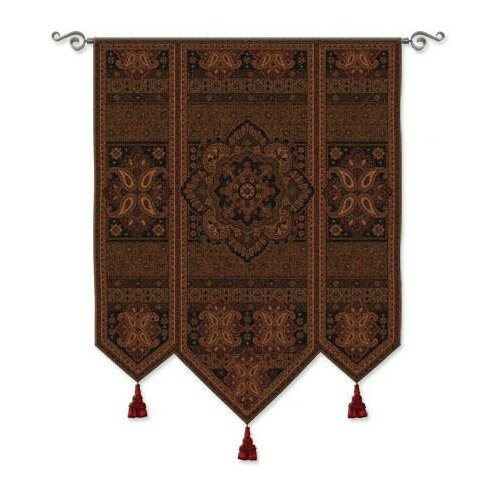 Fine Art Tapestries Masala Cinnamon Tapestry