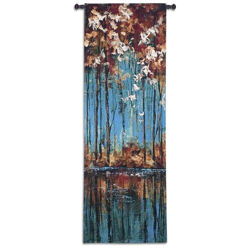 Fine Art Tapestries Mirror II Tapestry
