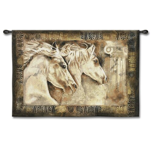 Fine Art Tapestries Classical Messengers of Spirit by McCavitt Tapestry