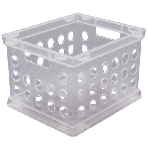Sterilite Small Storage Crate