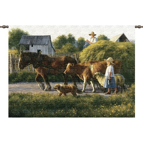 Pure Country Weavers Passing Parade Tapestry