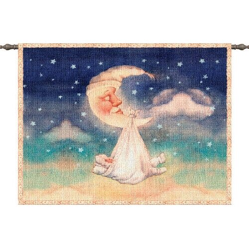 Nighty Night Tapestry Hanging Art