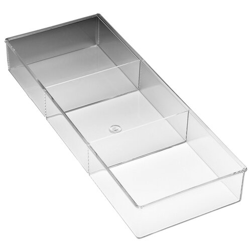 Whitmor, Inc 3 Section Drawer Organizer