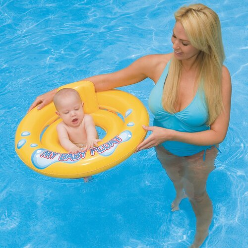 My Baby Pool Tube