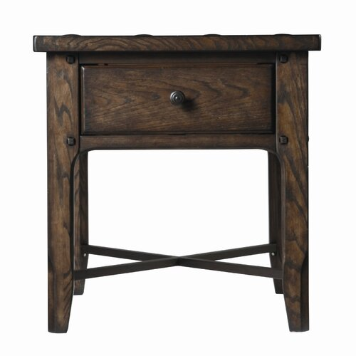 Great Rooms Millhouse End Table