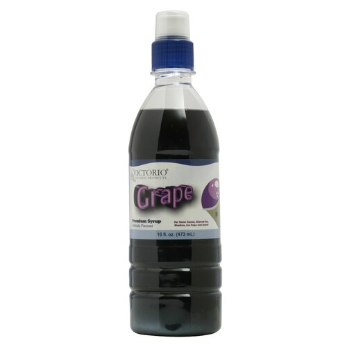 Victorio Grape Premium Syrup