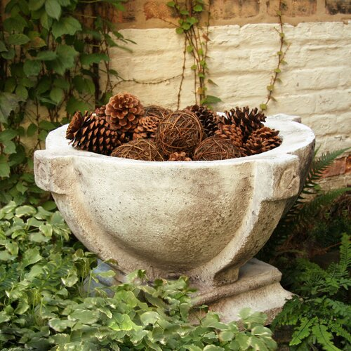 Planter Round Prarie Pot Planter