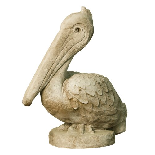 Animals Pelican Statue
