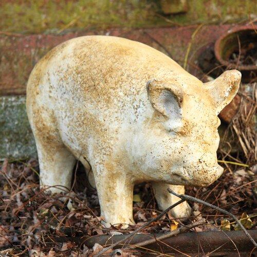 OrlandiStatuary Animals Pig-Standing Statue