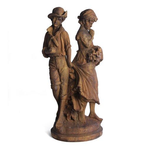 OrlandiStatuary Children First Love Statue