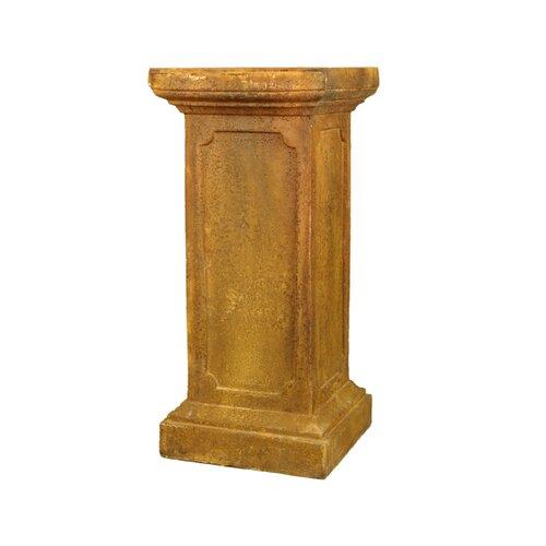 New York Newel Post Pedestal