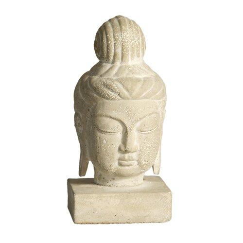 OrlandiStatuary Buddha Head Statue