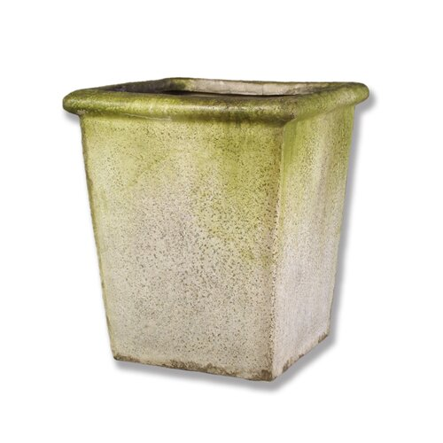 OrlandiStatuary Tall Quadrato Square Planter