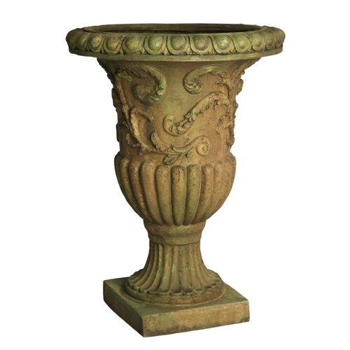 OrlandiStatuary Inspiration Round Urn Planter