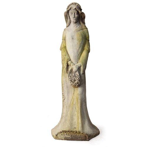 OrlandiStatuary Religious Saint Elizabeth of Hungary Statue