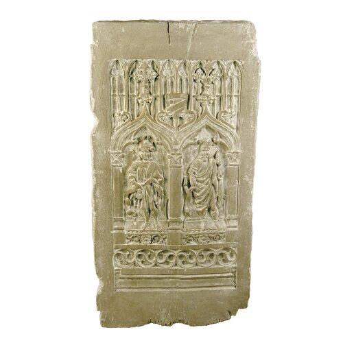 OrlandiStatuary Gothic Door Panel Wall Decor