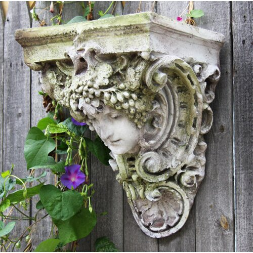 OrlandiStatuary Vendemmia Wall Decor