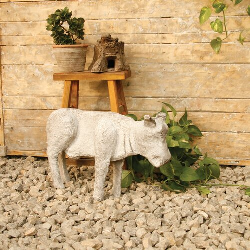 OrlandiStatuary Animals Garden Cow Statue