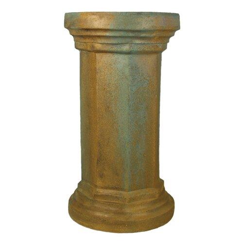 Hex Column Pedestal