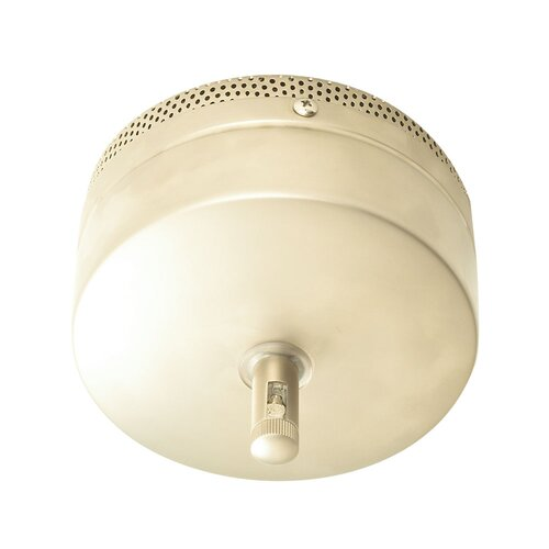 Alico Surface Mounted Lightec Electronic Transformer in Matte Satin Nickel