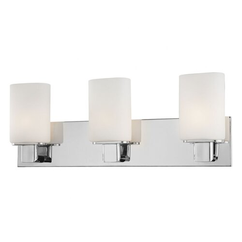Alico Verticale 3 Light Bath Vanity Light