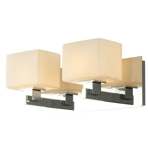 Alico Scatola 2 Light Bath Vanity Light