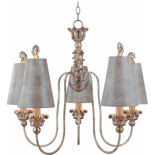 Flambeau Lighting Remi 5 Light Chandelier