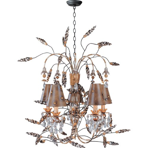 Renaissance 5 Light Chandelier