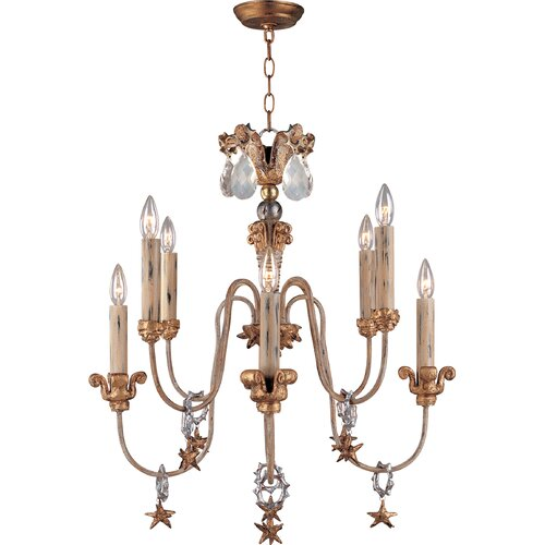 Mignon 8 Light Chandelier
