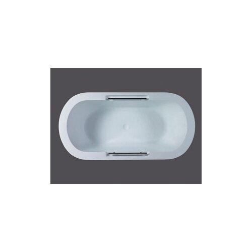 "Aquatica PureScape 67"" x 34"" Freestanding Acrylic Bathtub"