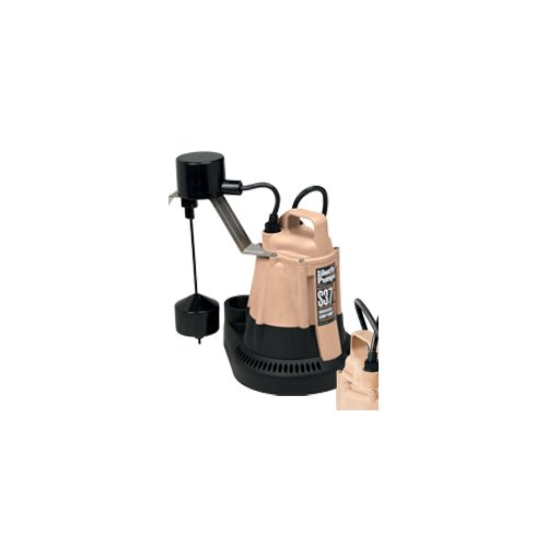 1/3 HP Builders Series Submersible Sump Pump