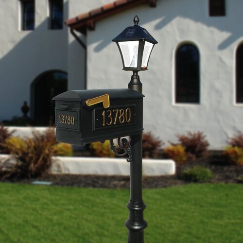 Lewiston Bayview Solar Lamp