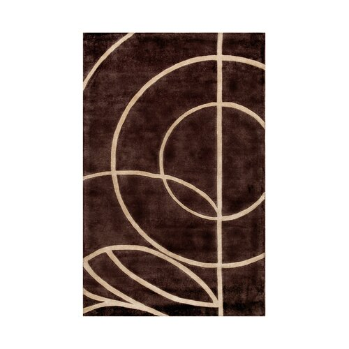 Noble House Ariel Brown Rug