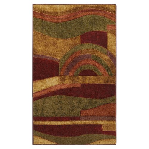 New Wave Picasso Wine Rug