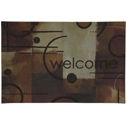Mohawk Home Doorscapes Gallery Welcome Doormat