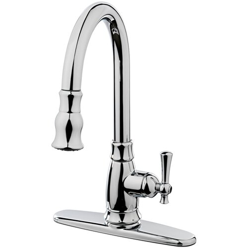 Varismo One Handle Centerset Bar Kitchen Faucet