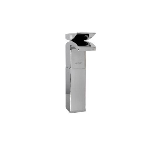 Quarto Single Hole Waterfall Faucet with Single Handle